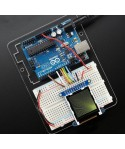 "1.44"" color TFT LCD with MicroSD card breakout"