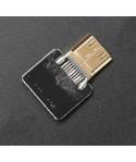 DIY HDMI Cable Accessories - Mini HDMI In-Line Adapter
