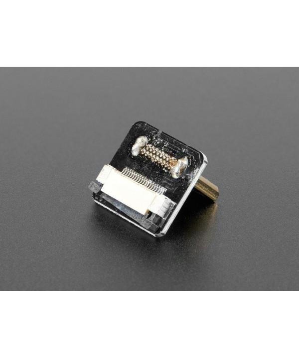 DIY HDMI Cable Accessories - Right Angle (R-Bend) Mini HDMI Plug