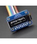 128x32 SPI OLED Graphic Display - Monochrome